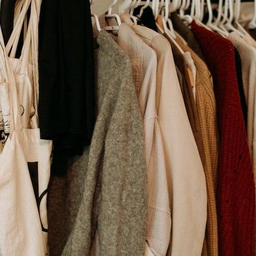 Organized Closet>